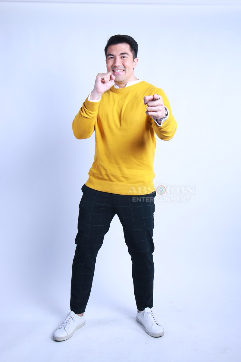 """PICTORIAL PHOTOS: Meet the hosts of """"Your Moment"""" – Luis Manzano and Vhong Navarro!"""