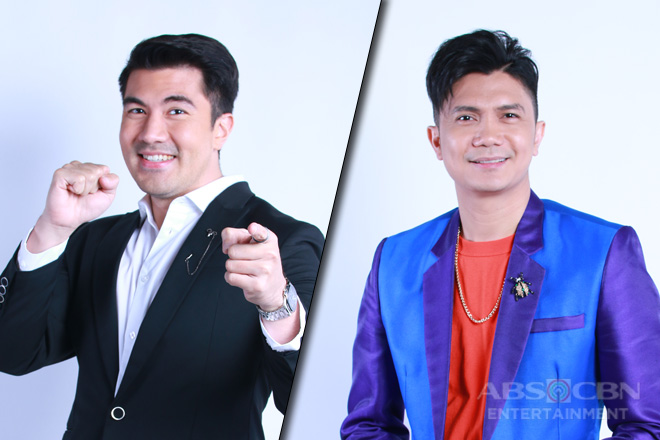 "PICTORIAL PHOTOS: Meet the hosts of ""Your Moment"" – Luis Manzano and Vhong Navarro!"