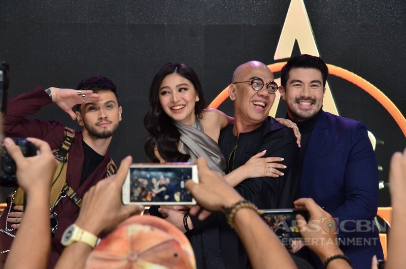 PHOTOS: Your Moment Grand Presscon with Boy Abunda, Nadine Lustre, Billy Crawford and Luis Manzano